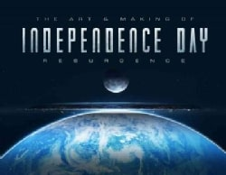The Art & Making of Independence Day Resurgence (Hardcover)