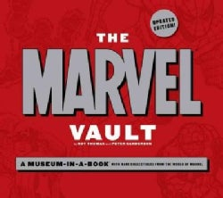 The Marvel Vault: A Visual History (Hardcover)