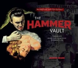 The Hammer Vault: Treasures from the Archive of Hammer Films (Hardcover)