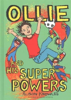 Ollie and His Superpowers (Hardcover)