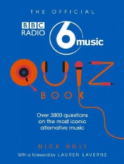 The Official 6 Music Quiz Book (Paperback)