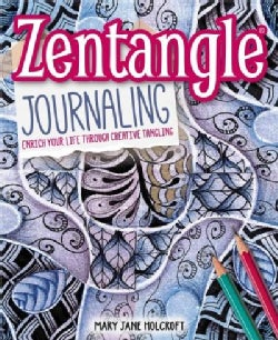 Zentangle Journaling (Paperback)