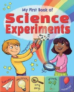 My First Book of Science Experiments (Paperback)