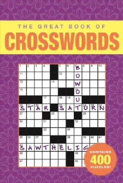 The Great Book of Crosswords (Paperback)