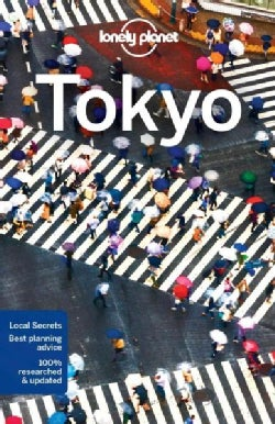 Lonely Planet Tokyo (Paperback)