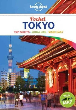 Lonely Planet Pocket Tokyo (Paperback)