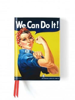 We Can Do It! Foiled Journal (Notebook / blank book)