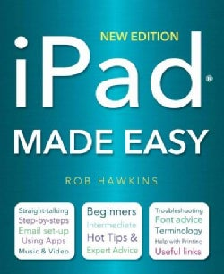iPad Made Easy: 2016/17 Edition (Paperback)