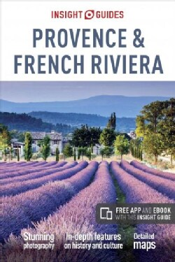 Insight Guides Provence and the French Riviera (Paperback)