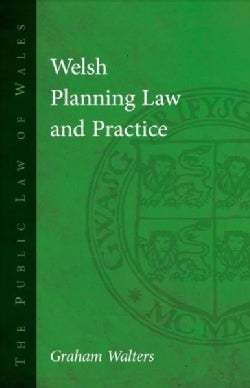 Welsh Planning Law and Practice (Hardcover)
