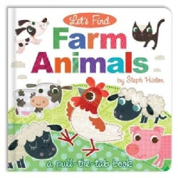 Let's Find Farm Animals (Board book)