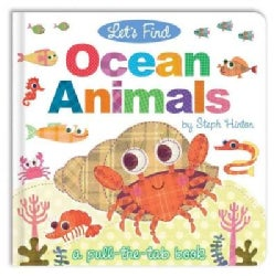 Let's Find Ocean Animals (Board book)