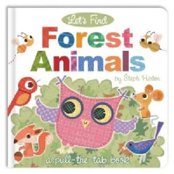 Let's Find Forest Animals (Board book)