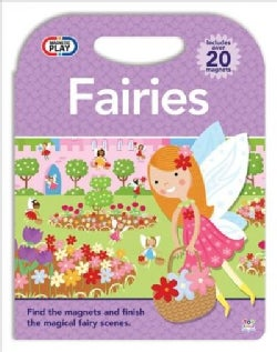 Magnetic Play Fairies (Hardcover)