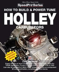How to Build & Power Tune Holley Carburetors (Paperback)
