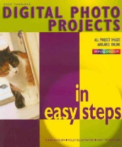 Digital Photo Projects in Easy Steps (Paperback)