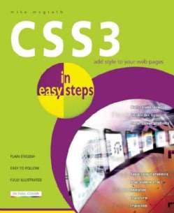 CSS3 in Easy Steps (Paperback)