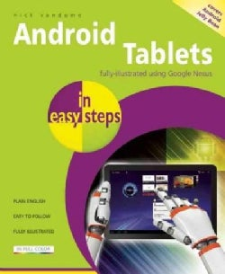Android Tablets in Easy Steps: Covers Androiod 4.2 (Paperback)