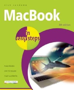 Macbook in Easy Steps: For MacBook, MacBook Air and MacBook Pro: Covers OS X Yosemite (v10.10) (Paperback)