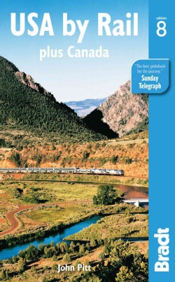 USA by Rail: Plus Canada (Paperback)