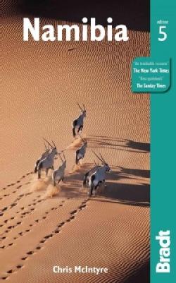 Bradt Namibia (Paperback)