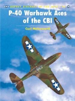 P-40 Warhawk Aces of the Cbi (Paperback)