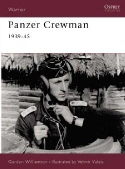 Panzer Crewman 1939-45 (Paperback)