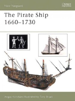 Pirate Ship 1660-1730 (Paperback)