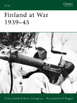 Finland at War 1939-45 (Paperback)