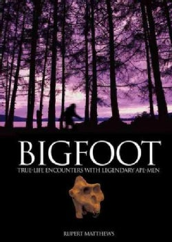 Bigfoot and Other Mysterious Creatures (Paperback)
