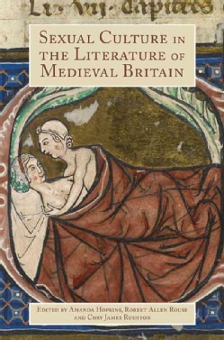 Sexual Culture in the Literature of Medieval Britain (Paperback)