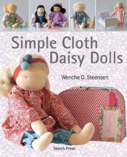 Simple Cloth Daisy Dolls (Paperback)