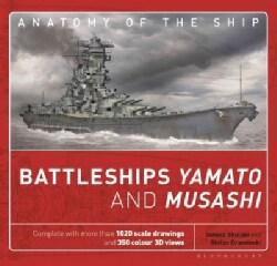 Battleships Yamato and Musashi (Hardcover)