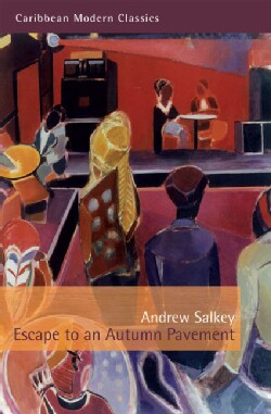Escape to an Autumn Pavement (Paperback)