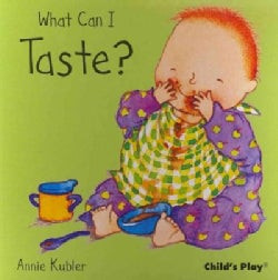 What Can I Taste? (Board book)