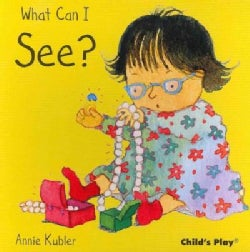 What Can I See? (Board book)
