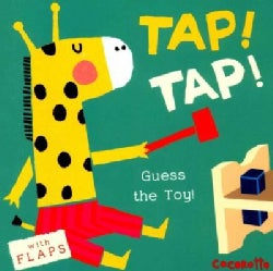 Tap! Tap!: Guess the Toy (Board book)