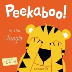 Peekaboo! in the Jungle (Board book)