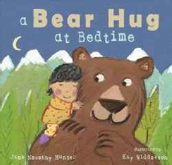 A Bear Hug at Bedtime (Hardcover)