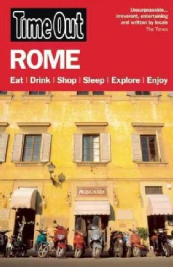 Time Out Rome (Paperback)