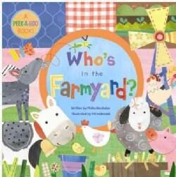 Who's in the Farmyard? (Board book)