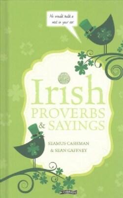 Irish Proverbs & Sayings (Hardcover)