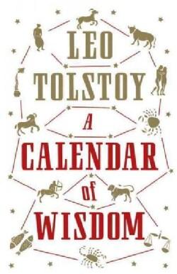 A Calendar of Wisdom (Paperback)