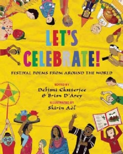 Let's Celebrate!: Festival Poems from Around the World (Paperback)