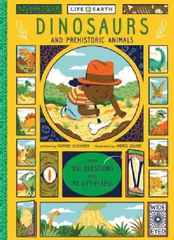 Dinosaurs and Prehistoric Animals (Board book)