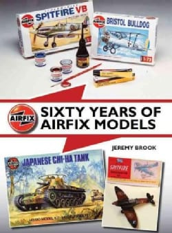 Sixty Years of Airfix Models (Hardcover)