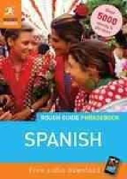 The Rough Guide Spanish Phrasebook (Paperback)
