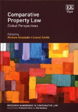 Comparative Property Law: Global Perspectives (Hardcover)