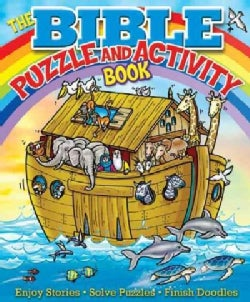 The Bible Puzzle and Activity Book: Activity Fun With Your Best-Loved Bible Stories (Paperback)