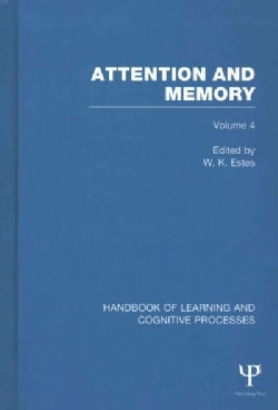 Attention and Memory (Hardcover)